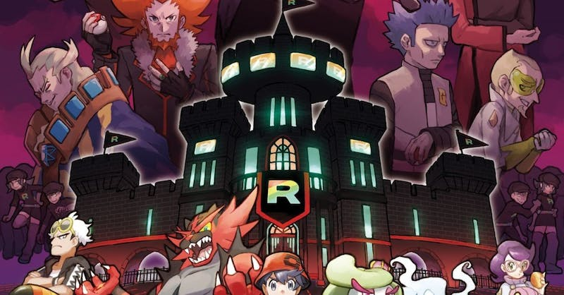 Know Your Pokemon Villains Before You Face Them In