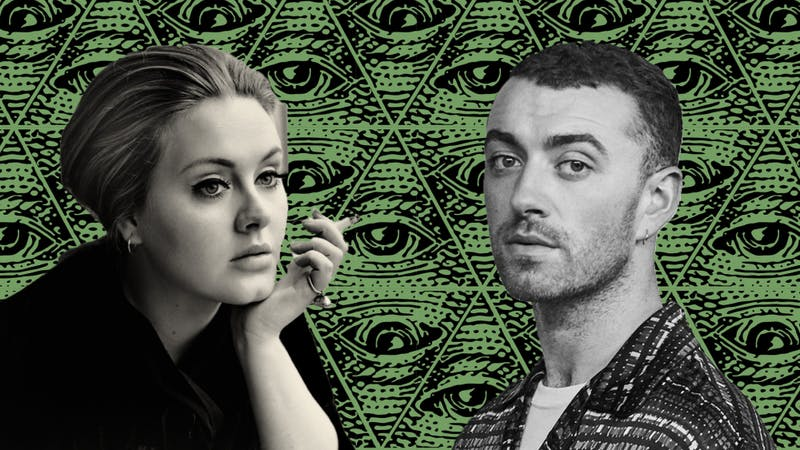 Internet in conspiracy: Are Adele and Sam Smith the same person?