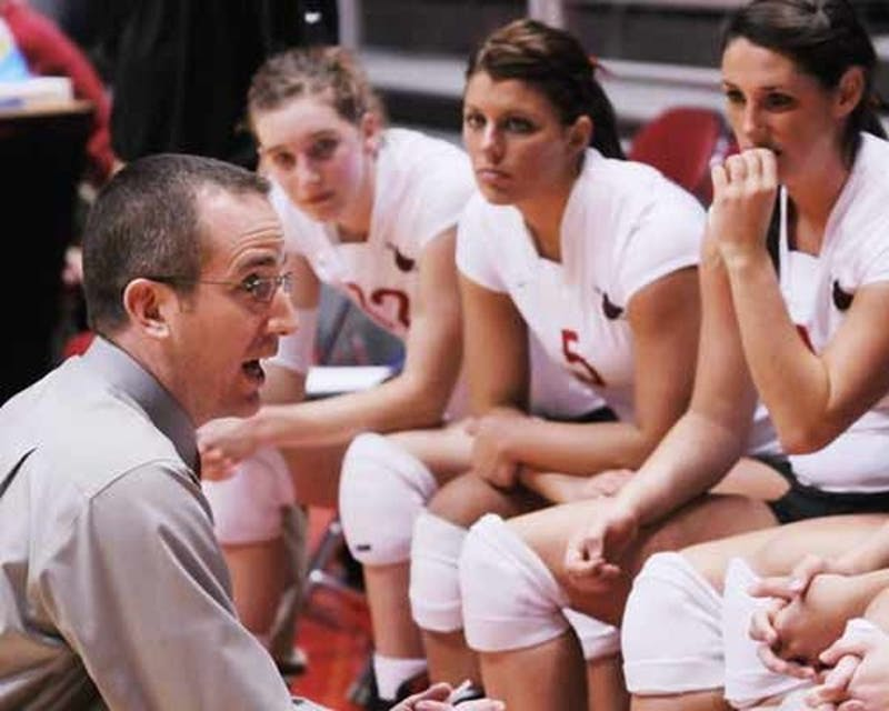 WOMEN'S VOLLEYBALL: Three players will not return for 2010-11 season