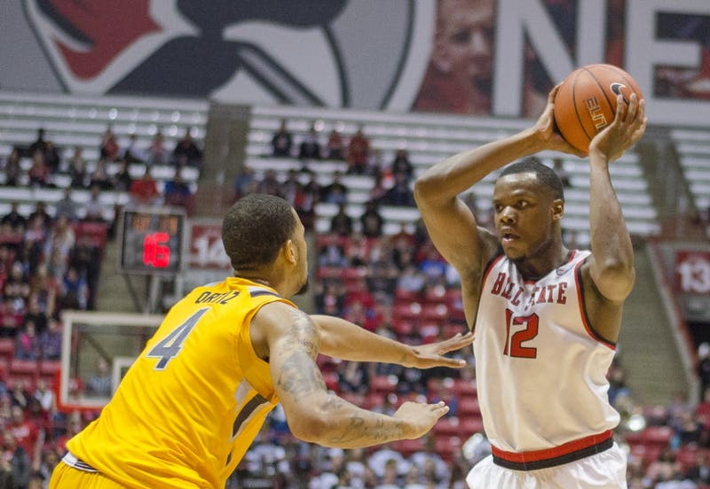 Unable to make buzzer-beater, Ball State falls 72-69