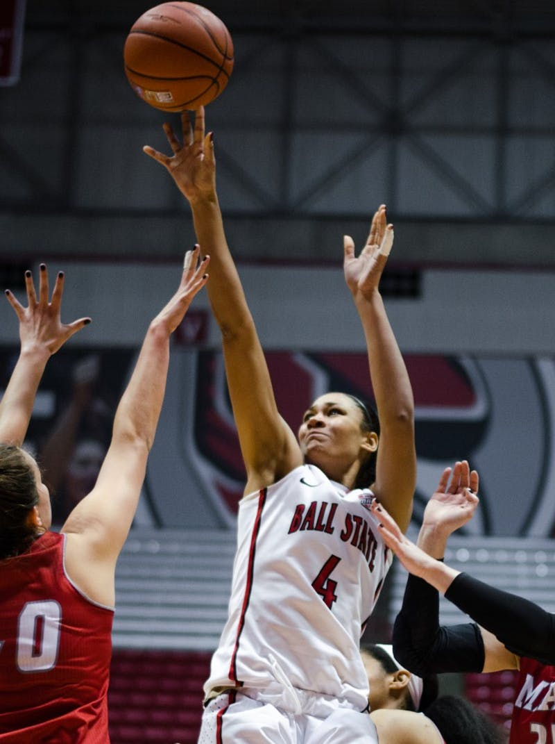 Ball State women's basketball prepares for MAC Tournament