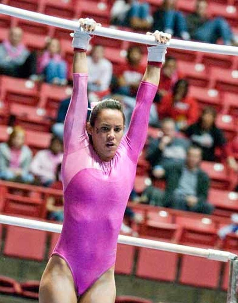 GYMNASTICS: Rodriguez named MAC Specialist of the Week