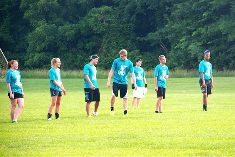 Ultimate Frisbee club continues to gain interest