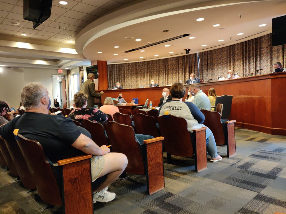 Muncie City Council hosts first in-person meeting after COVID-19 lockdown