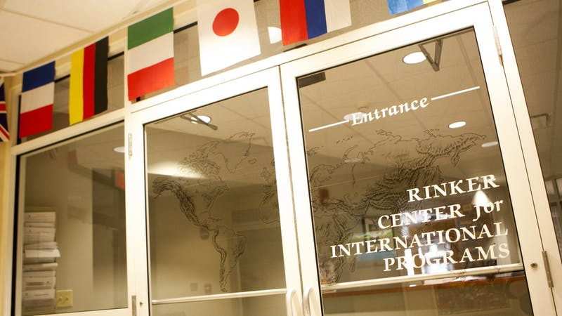 A new directive from United States Immigration and Customs Enforcement announced international students holding F-1 and M-1 visas attending schools operating entirely online may not take a full online course load and remain in the United States. Ball State's Rinker Center for International Programs is communicating with international students about what they need to do. Jordan Huffer, DN File