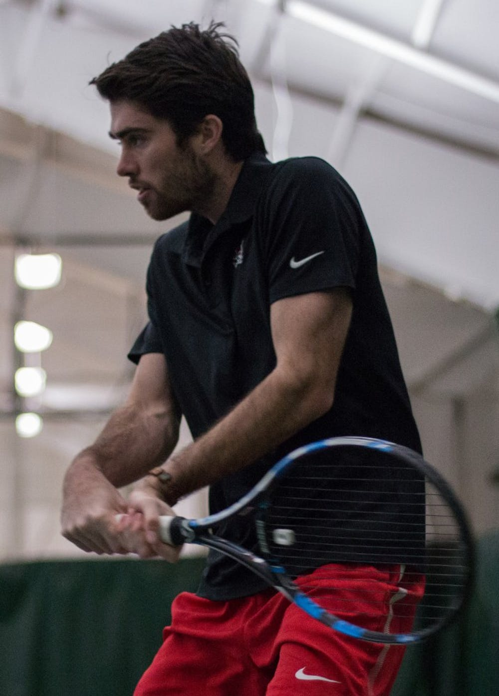 Ball State Men's Tennis cruises to 6-1 victory over Eastern Illinois