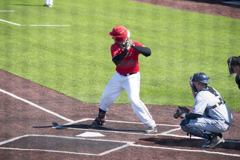 Ball State baseball sweeps MAC Player of Week awards
