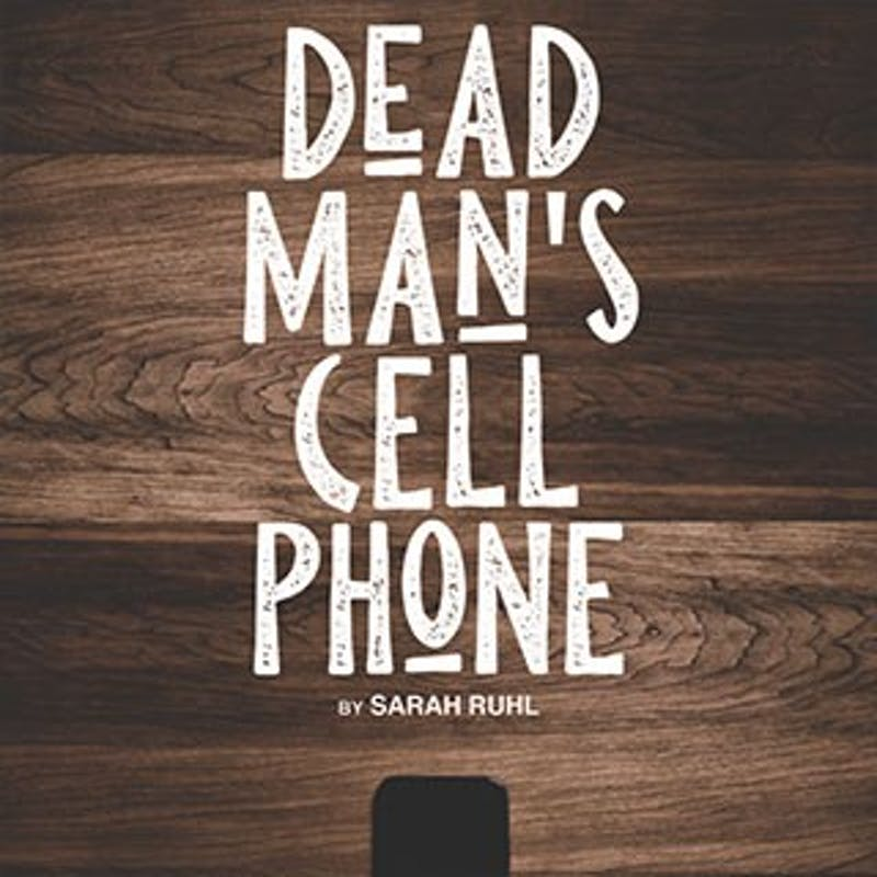 "Ball State theater students have been rehearsing five days a week for their upcoming performance of ""Dead Man's Cell Phone."" David Little, assistant teaching professor of theatre, is directing the play. Department of Theatre and Dance, Photo Provided."