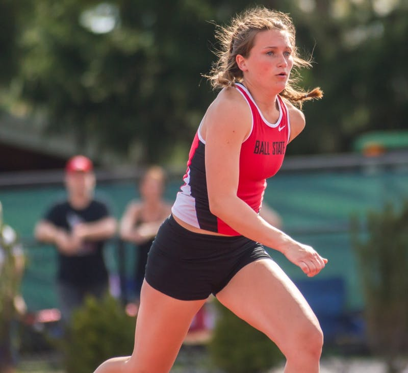 Ball State track and field wins pair of individual conference titles