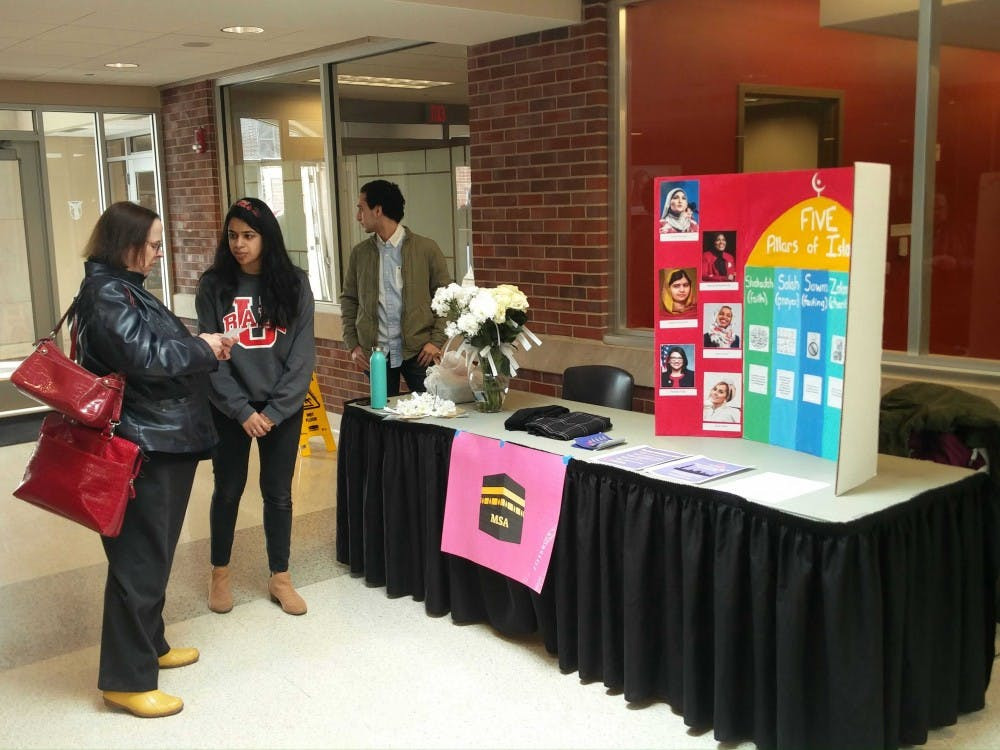 Islamic Awareness Week introduces Ball State community to Islam, its followers
