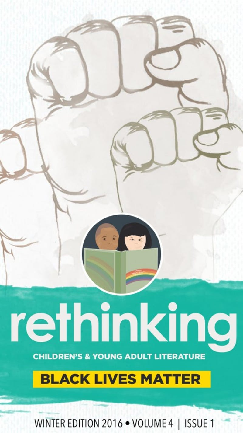 Rethinking Literature is a magazine thatwas made by a course whose curriculum was meant to change the statistics of African Americans involvement in literature.The digital magazine is available for free on BSU Now, a student media and immersive learning app for Ball State.Black Lives Matter // Photo Courtesy