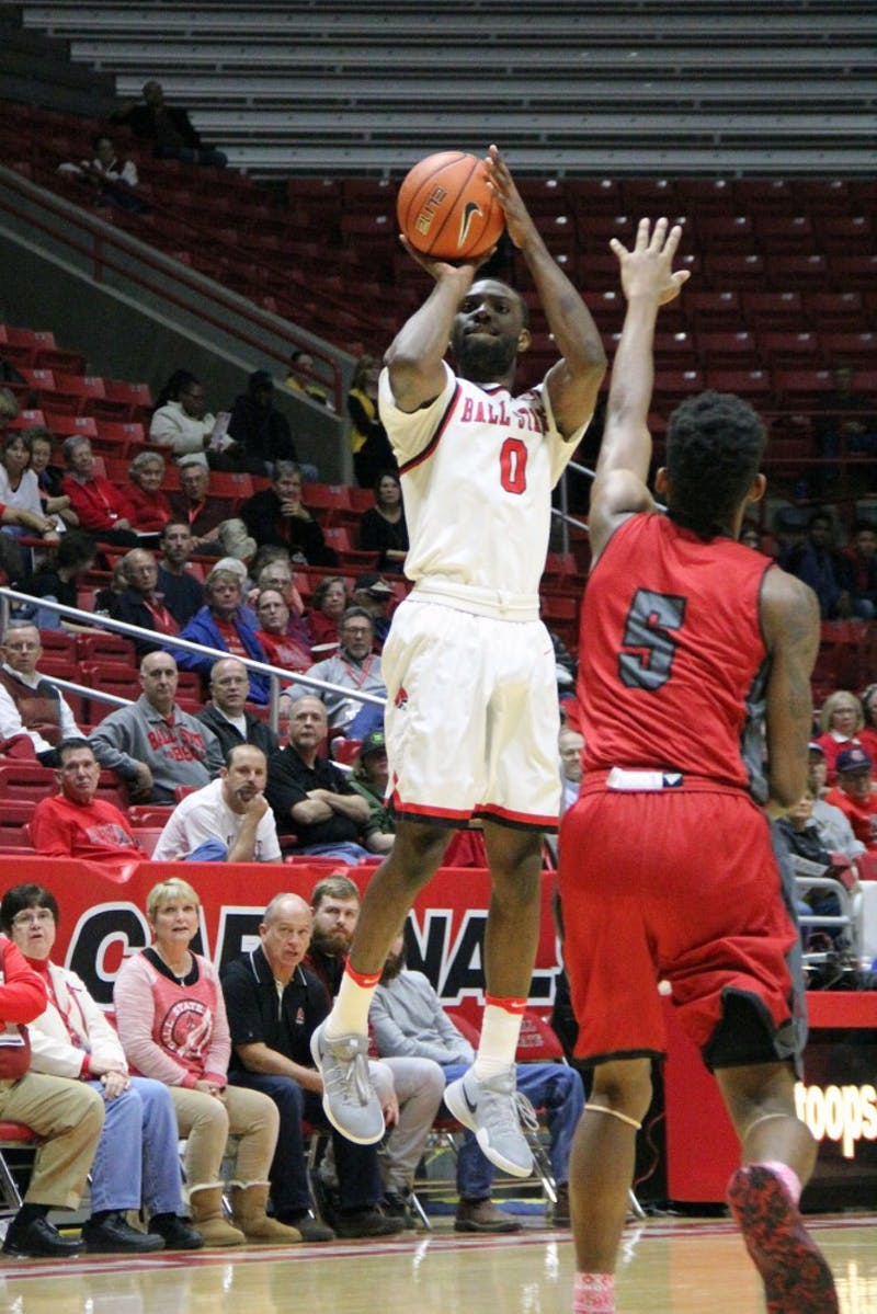 Ball State men's basketball wins third straight contest against IU Kokomo