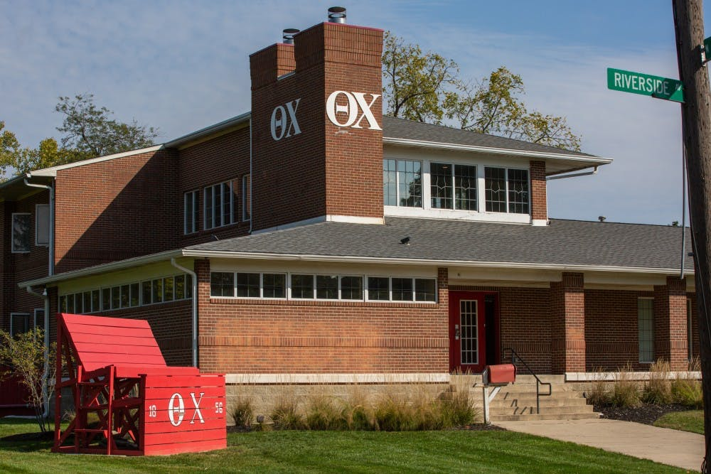 Ball State Theta Chi chapter shut down by national board