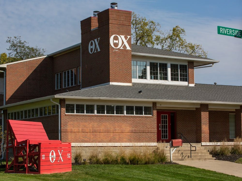 The national headquarters of Theta Chi Fraternity announced this morning has been removed from Ball State's campus. The members of Theta Chi Fraternity will be moving out of the house later this week. Eric Pritchett, DN