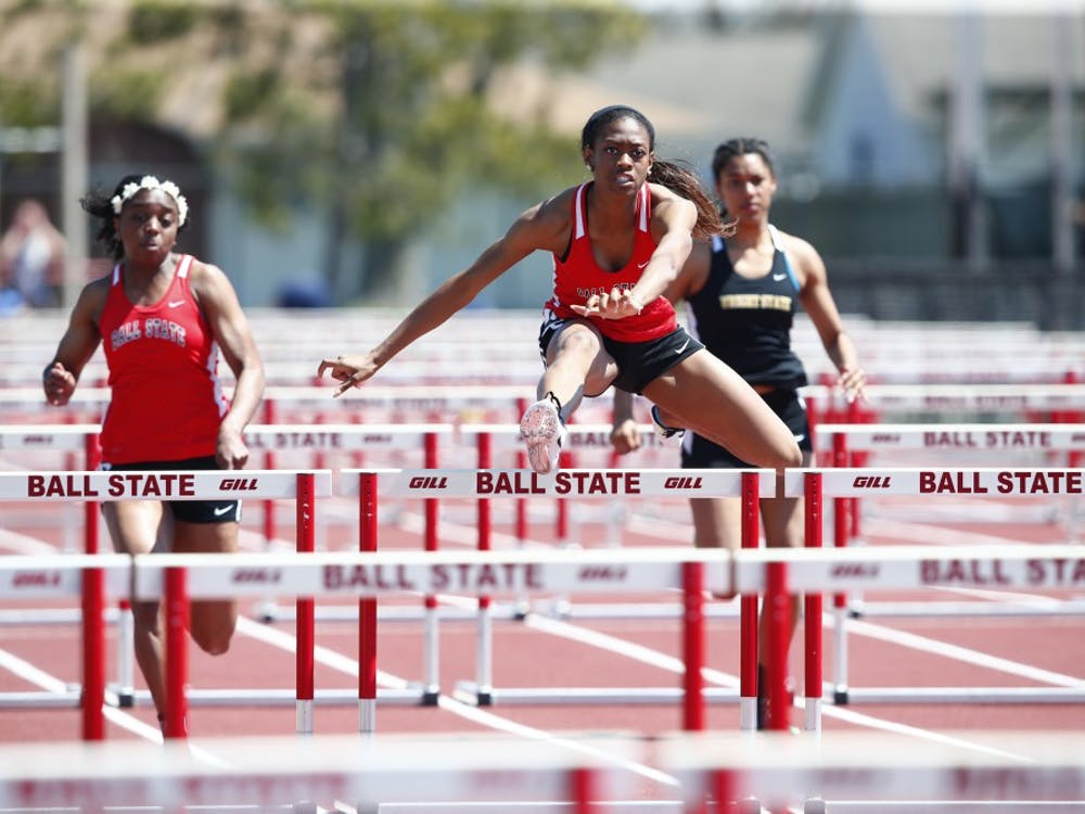 TheBall State track and field teamrecorded 12 career-best performances on Saturday in their 2017 indoor season opener dual meet at Western Michigan. The team will compete in the two-day Kentucky Invitational Friday, Jan. 13.Ball State University Division of Strategic Communications // Photo Provided