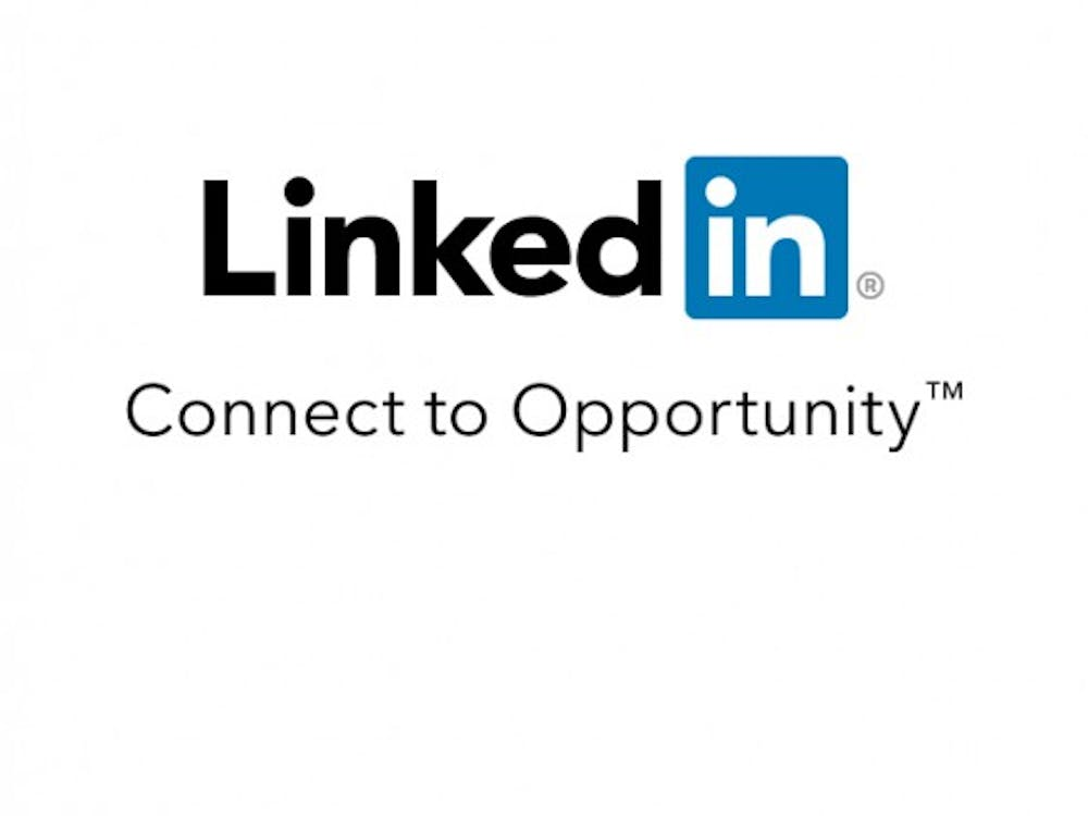 The professional networking site,LinkedIn, has a developed a new app dedicated to helping students land a job right out of college. PHOTO COURTESY OF LINKEDIN APP