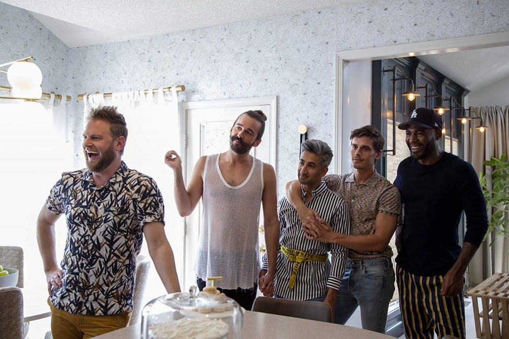 'Queer Eye' is as strong and gay as ever on its third season
