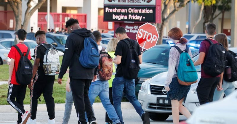 How a new 'Panic Button' app can help keep students safe