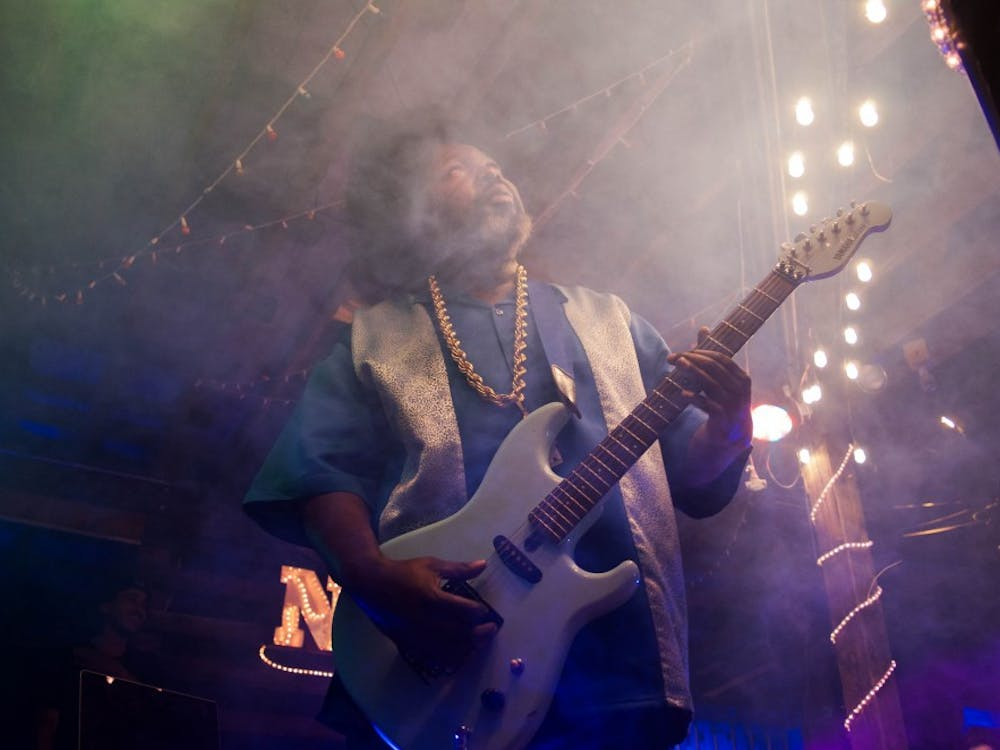 Ball State students and their band, Porch Kat, had the opportunity to open for Afroman on during his annual concert Aug. 25, 2018 at Be Here Now in Muncie, IN