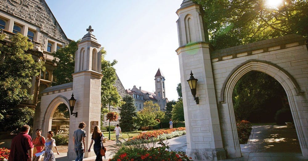 <p>Indiana University announced on Monday that all IFC fraternity chapters suspended all social activities with alcohol and unsupervised new member events. IU is just the latest in a domino-like effect of fraternity suspensions across the country. Indiana University, Photo provided</p>