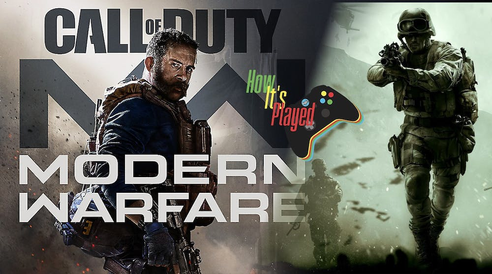 How It's Played S4E8 - Modern Warfare Controversy