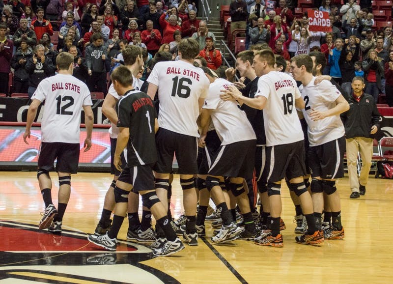 Men's volleyball returns experienced players in upcoming season