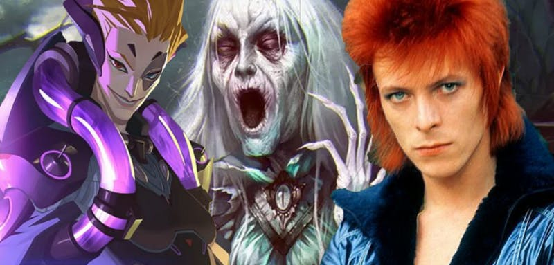 Culture Check: Moira – Overwatch's David Bowie banshee