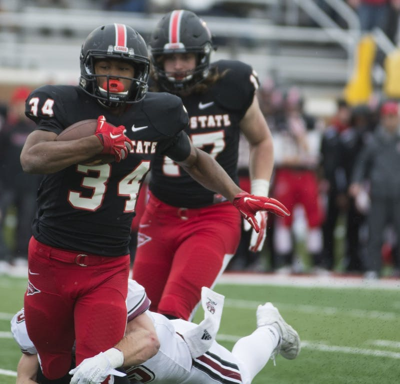 Ball State running backs ready for more after first week performance