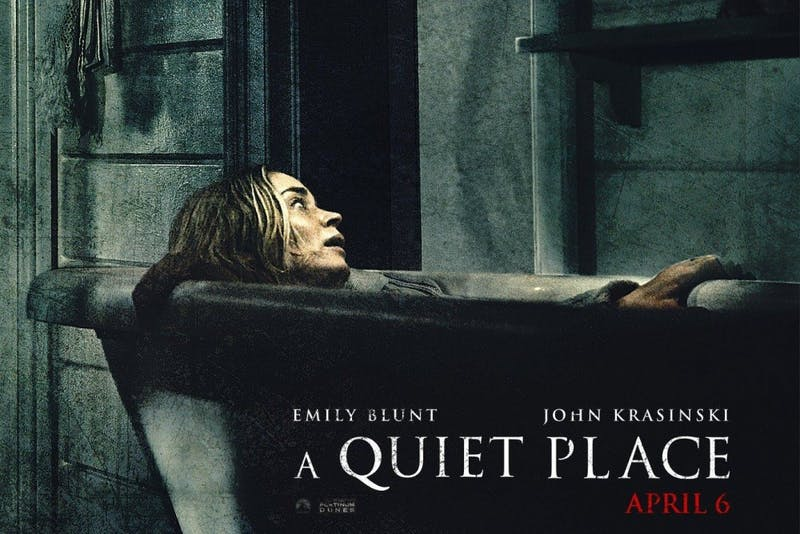 'A Quiet Place' silently disturbs viewers