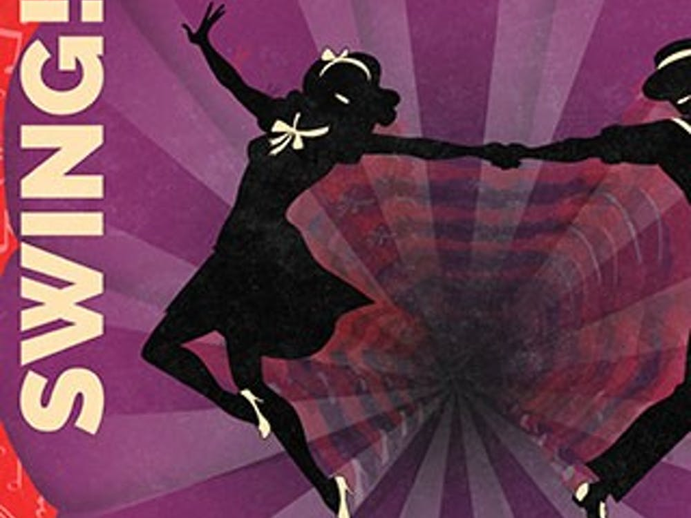 Ball State's University Theatre will open the show Swing! Nov. 4 at 7:30 p.m. The musical will bring the era of swing dance to campus. Ball State University Theatre Calendar // Photo Courtesy