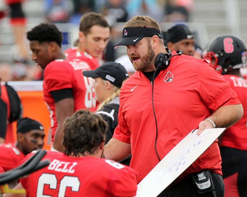 Kyle DeVan, Johnny Curtis expand roles with Ball State football