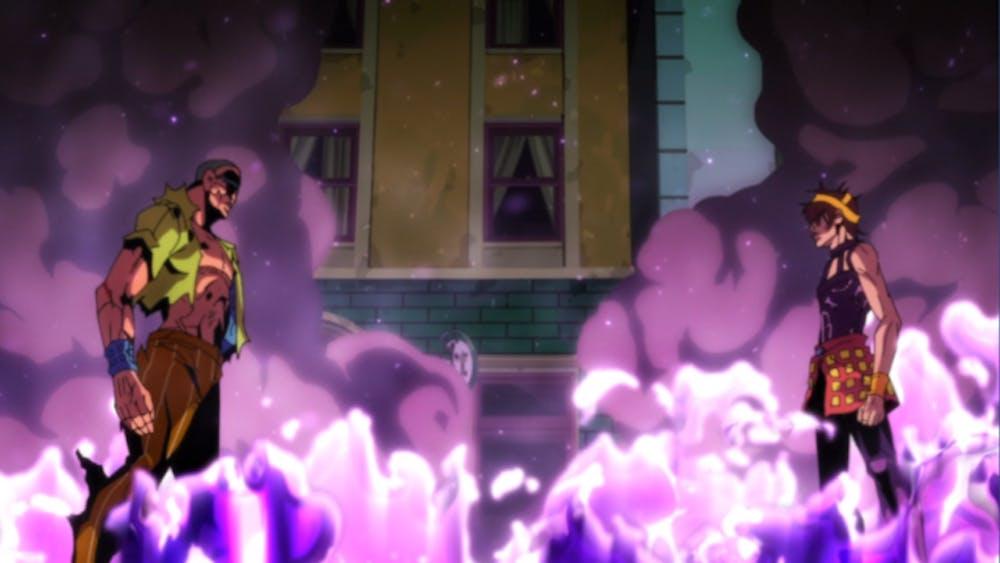 REVIEW: 'Jojo's Bizarre Adventure: Vento Aureo' Episode 11