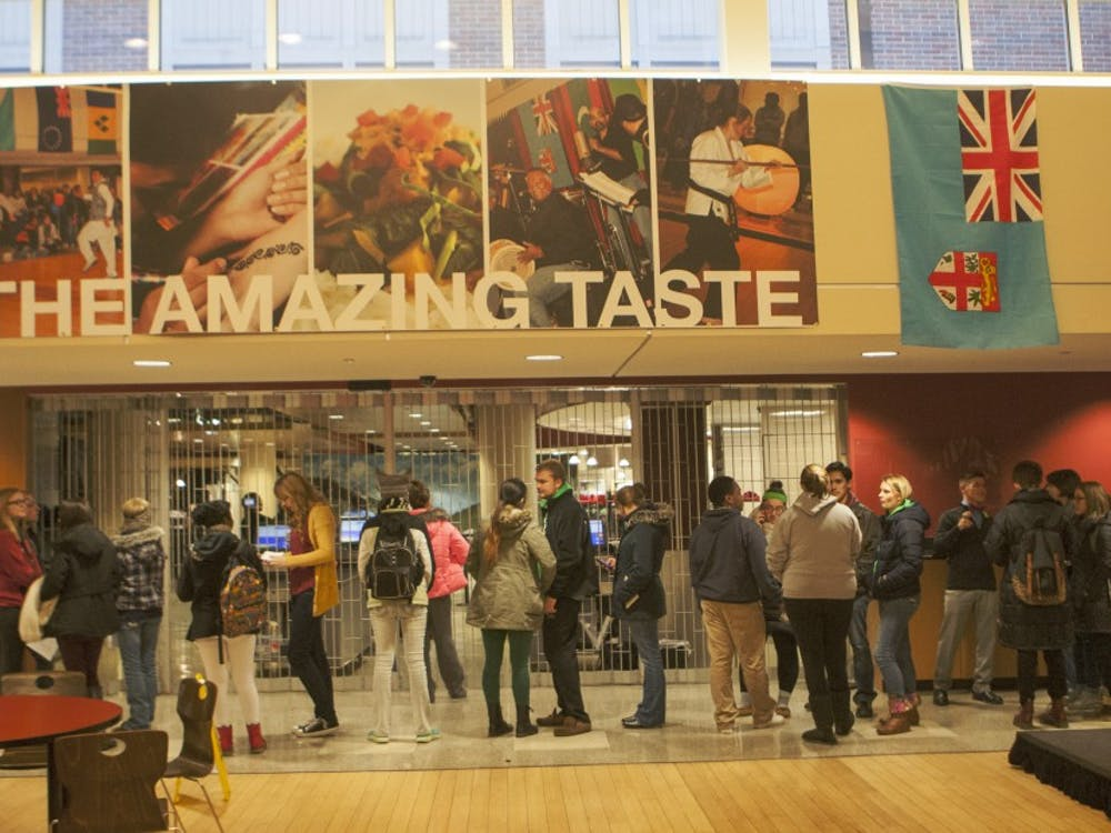 The Amazing Taste will return to Ball State for its fifth year on Thursday, Nov. 5 from 5-8 p.m. in the L.A. Pittenger Student Centerand the event will feature several new countries and activities.DN FILE PHOTO JORDAN HUFFER