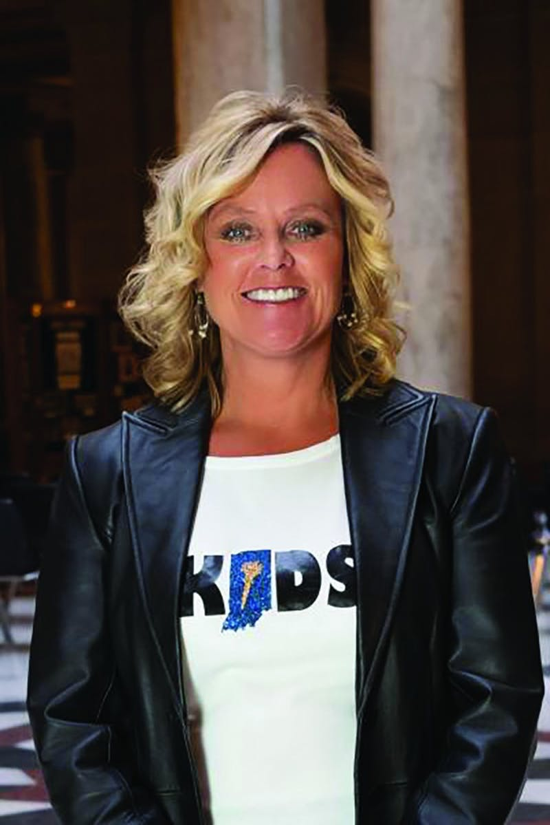 Jennifer McCormick is Indiana's 44th Superintendent of Public Instruction. In her job, McCormick works to ensure everyone is working together for student success across Indiana. Jennifer McCormick, Photo Provided