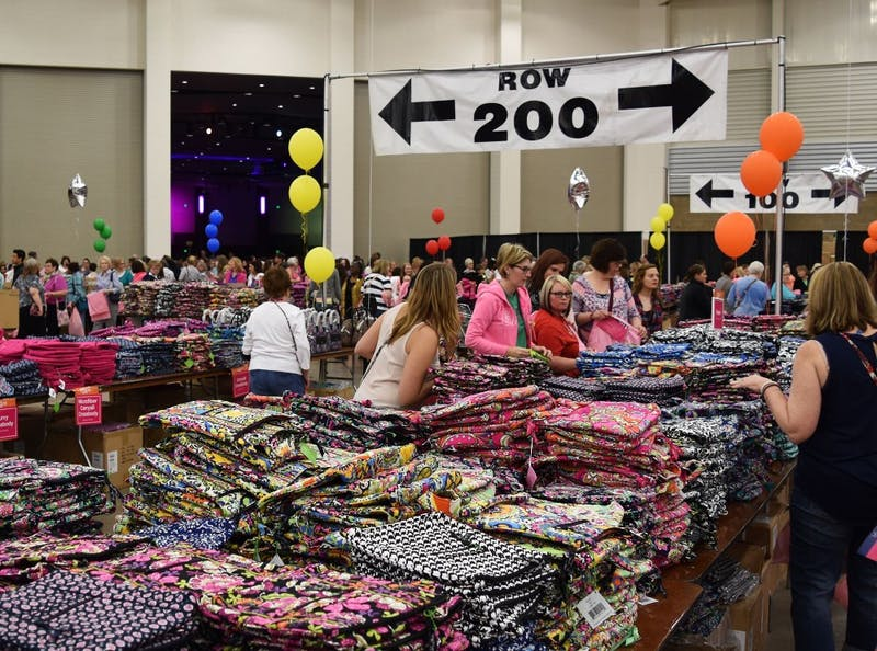 Your Guide to the Vera Bradley Annual Sale 2017