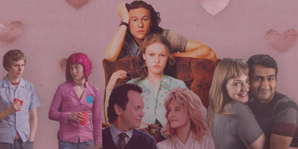 Best rom-coms to stream this Valentine's day