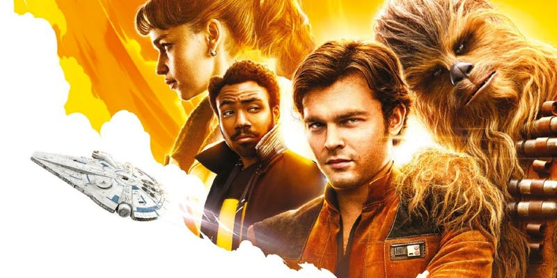 """Solo: A Star Wars Story"" can be fun, but blends into a crowd all too well"