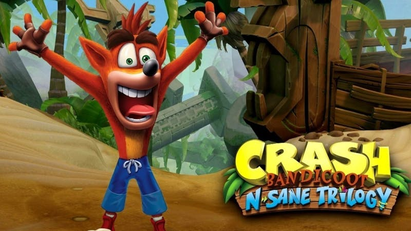 """Crash Bandicoot N. Sane Trilogy"" is a perfect fit for any Switch library"