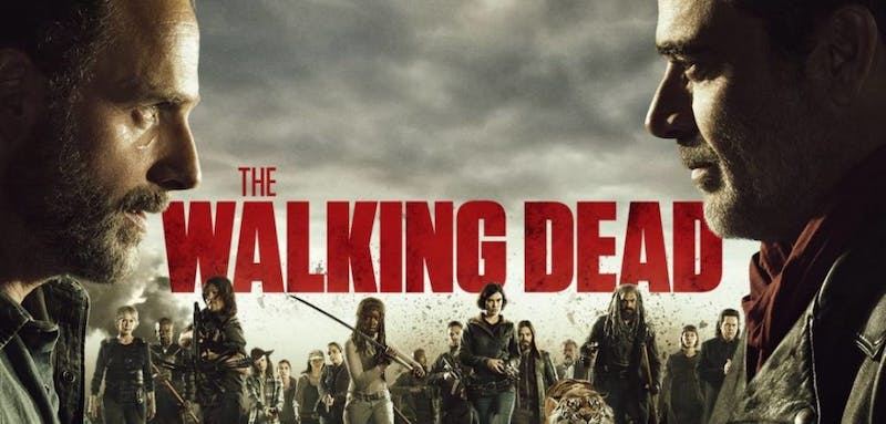 "The Walking Dead Season 8, Episode 6: ""The King, the Widow, and Rick"""