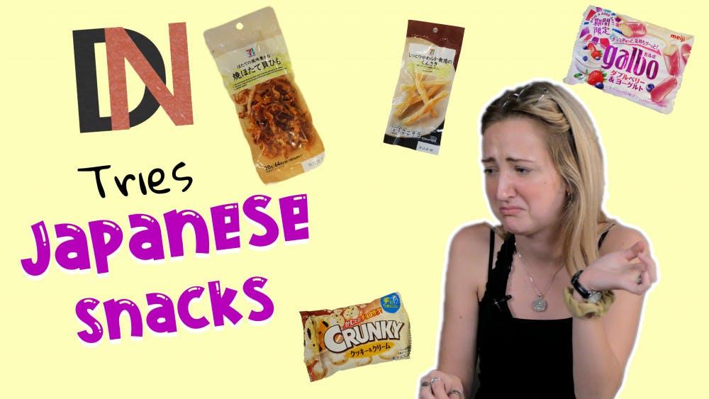 VIDEO: DN Tries: Japanese Snacks