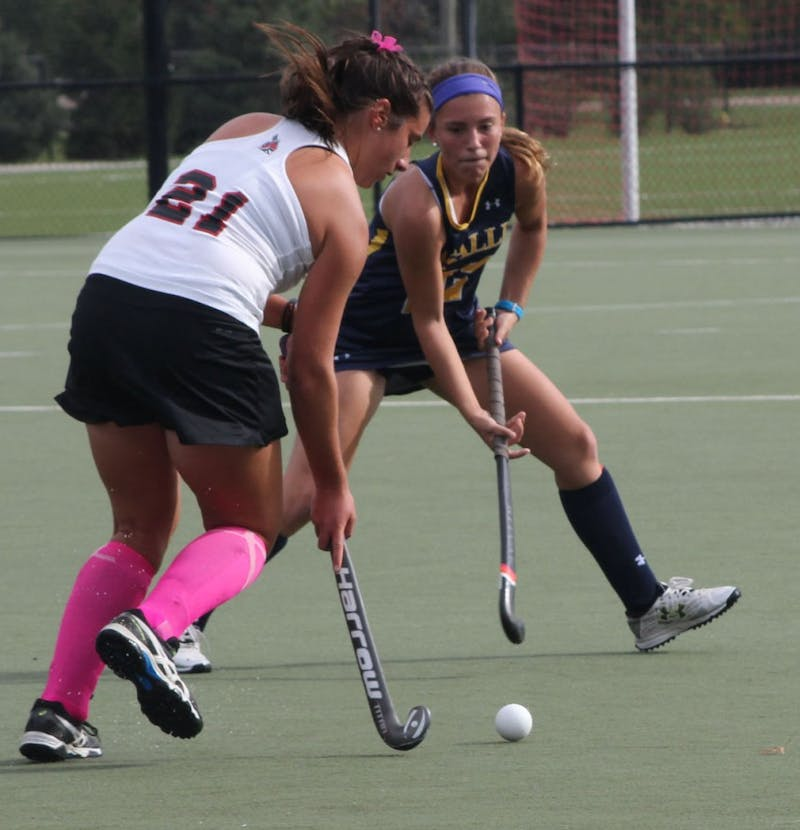 Ball State field hockey drops two games, fourth in MAC