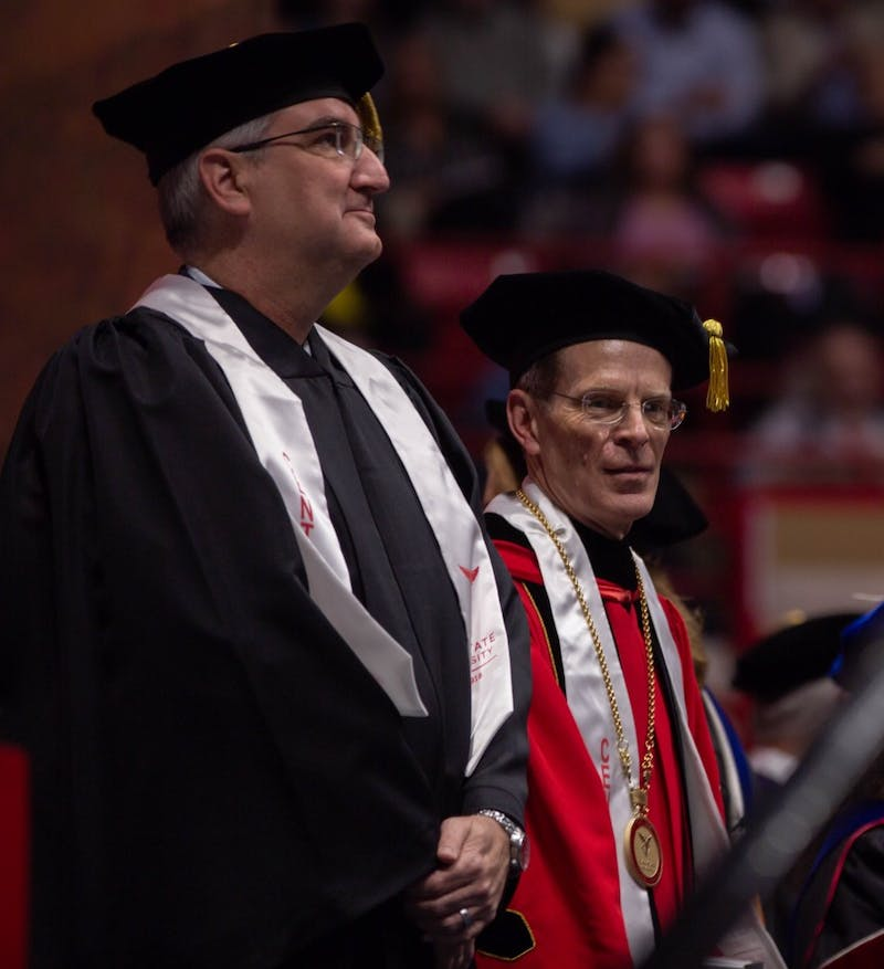Ball State spring 2019 commencement
