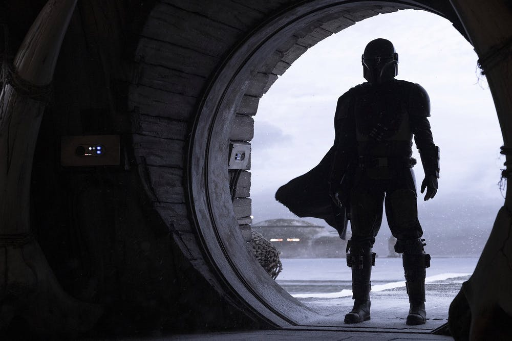 Loud and Clear: 'The Mandalorian' child, he is