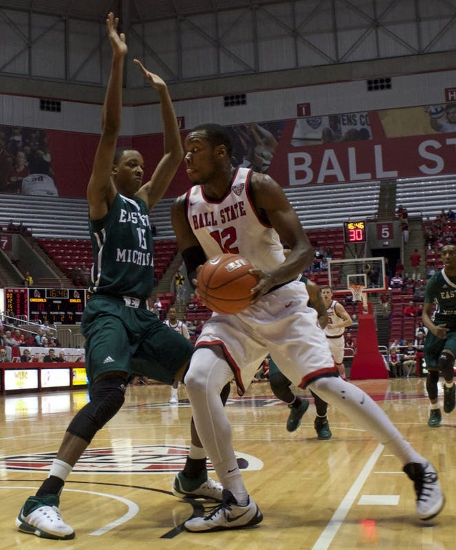 Ball State men's basketball set for home opener against in-state rival Indiana State University