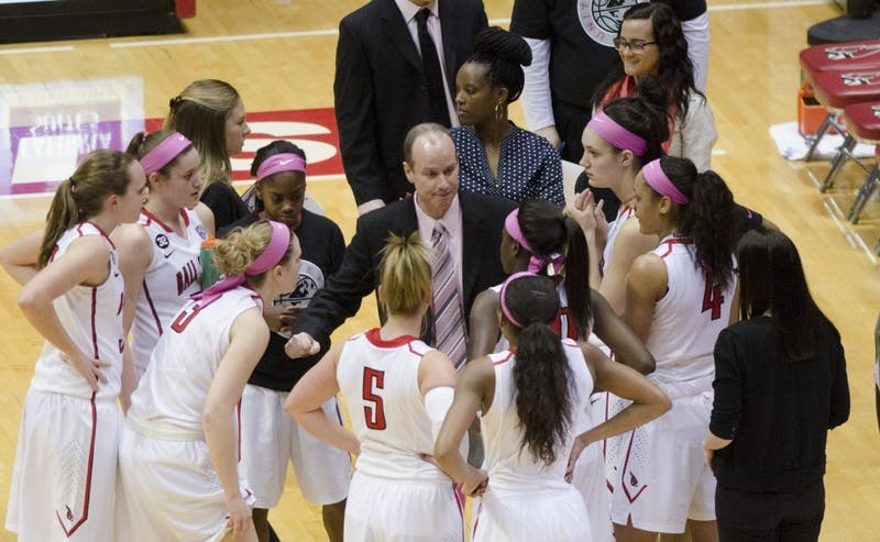 Women's Basketball escapes early deficit, 9th time this season