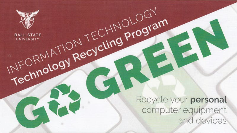 BSU Technology Center now accepting old electronics for new recycling program