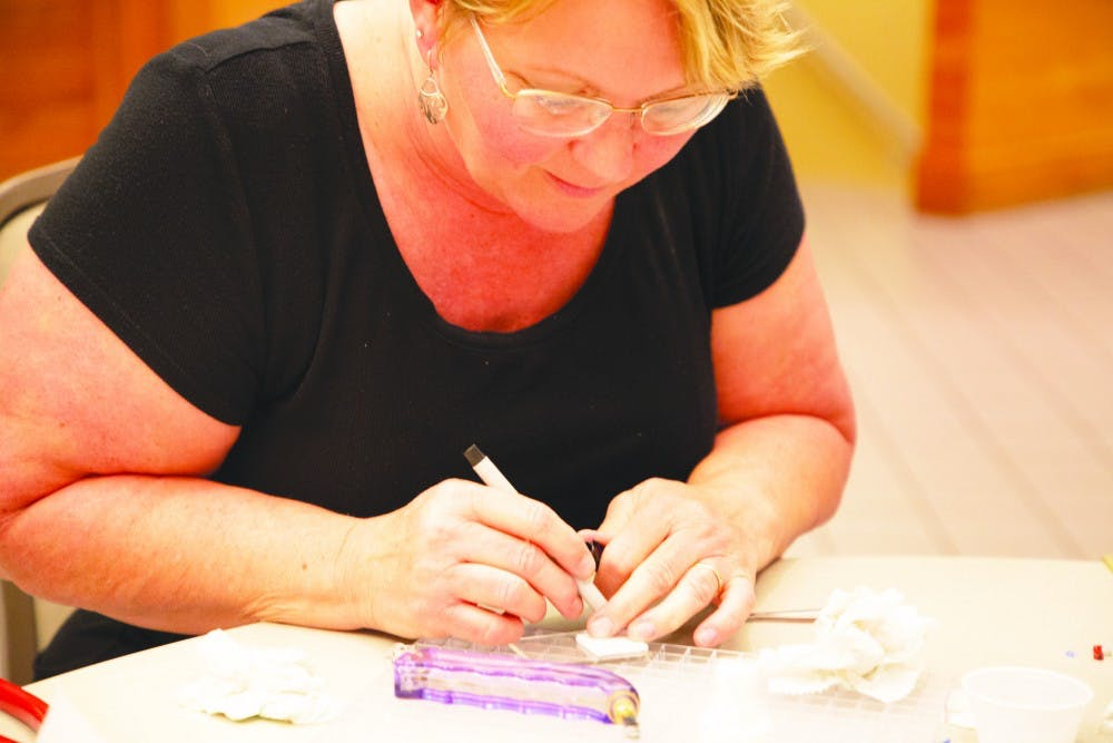 Minnetrista offers workshops for Muncie community to make glass creations