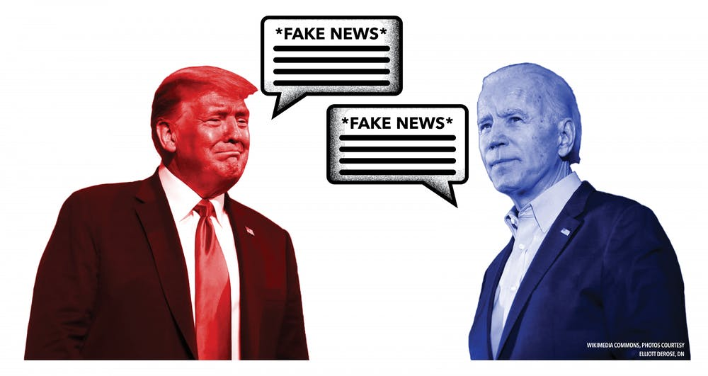 Political Commentary: 'Fake News' Hurts