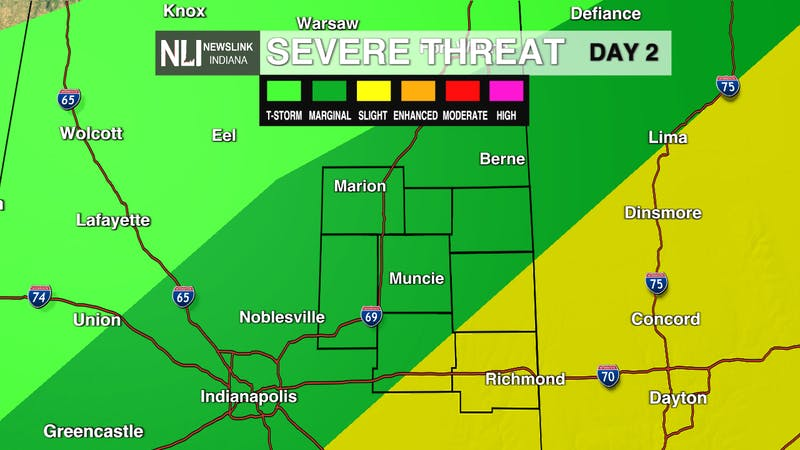 Severe Outlook Tomorrow Regional to local.png