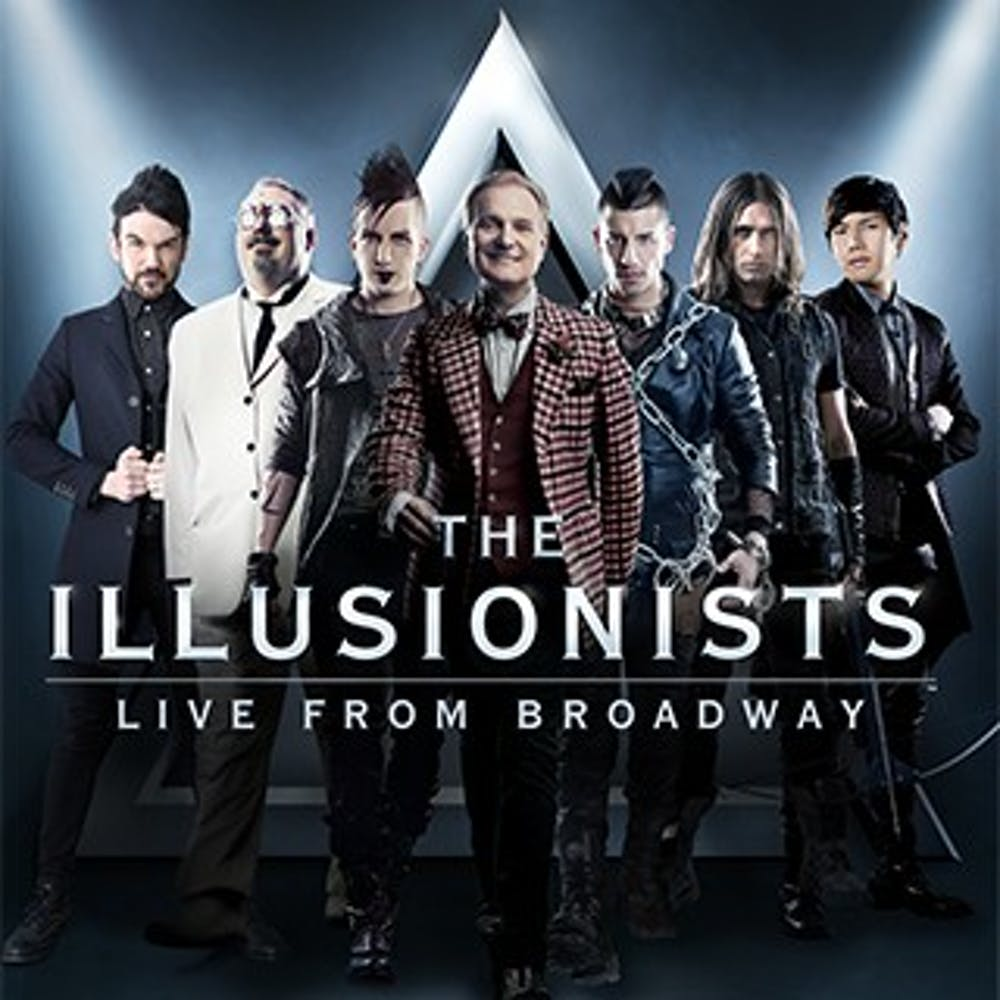 <p>The Illusionists are a group of seven stars who have mastered various aspects of magic. They&nbsp;will be bringing the magic to Ball State straight from Broadway at 7:30 p.m. today in John R. Emens Auditorium.&nbsp;Ball State //&nbsp;Photo Courtesy&nbsp;</p>